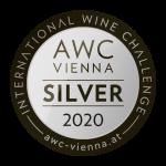 AWC Vienna Silber-Medaille 2020