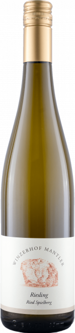 Riesling Bouteille